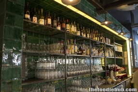 The bar selection