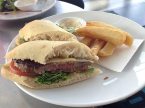 Steak Sandwich 2