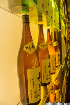 Largest selection of sake in Western Australia