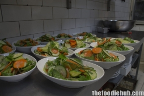 Salata od krastavaca cucumber salad