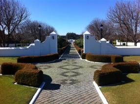 Garden entrance Voyager