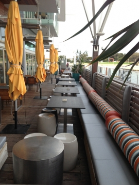 Outdoor seating 5