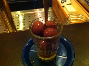 House olives