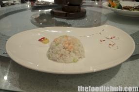 Stir fried rice - gluten free