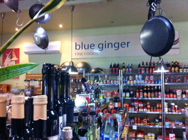 Blue Ginger Cafe Margaret River