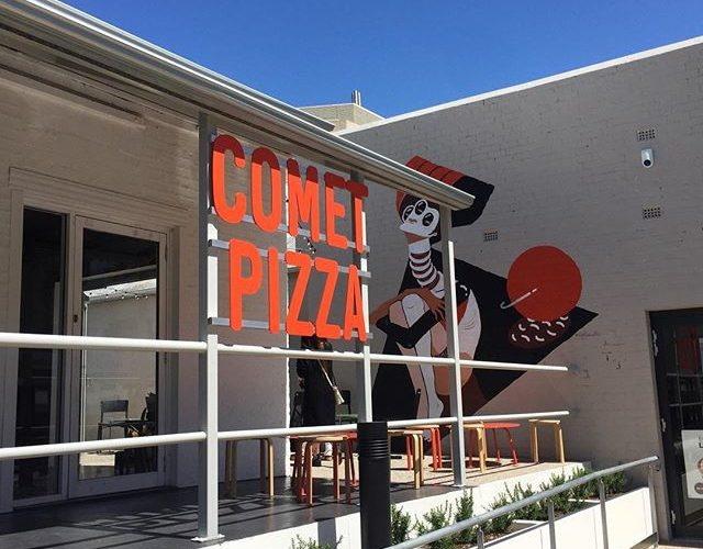 Comet Pizza Nothbridge