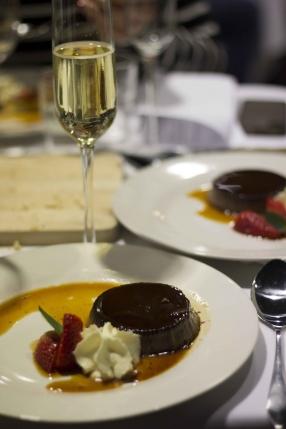 Amaretto and Cocoa Bunet Pudding 3