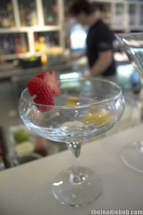 start-of-vanilla-strawberry-french-martini-the-raynor