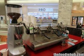 Their coffee machine