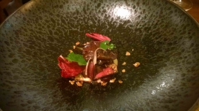 Wagyu Rump Cap, Cherry, Oats, Seeds & Nuts