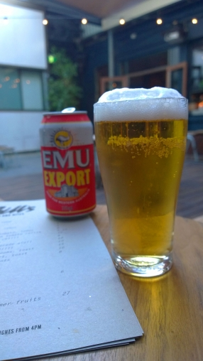 Emu Export is BACK! ($4.50 a tinnie)