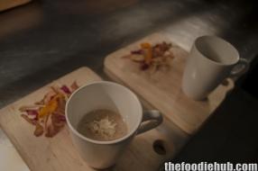 Bridgetown chestnut soup root vegetables