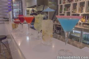 The 7 Most popular cocktails at Pure Bar 2013