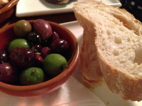 Bread olives 2